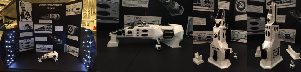 SpaceshipModeling