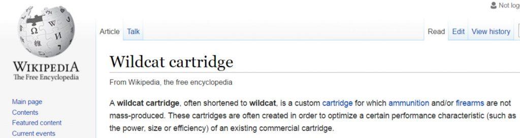 wikipedia-wildcat-catridge